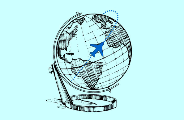 comment faire le tour du monde ?