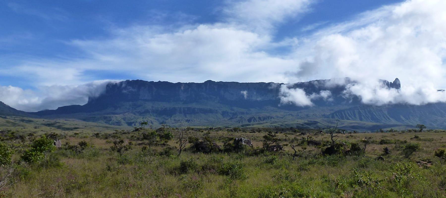 Trek du Roraima: Découverte d'un tepuy au Venezuela