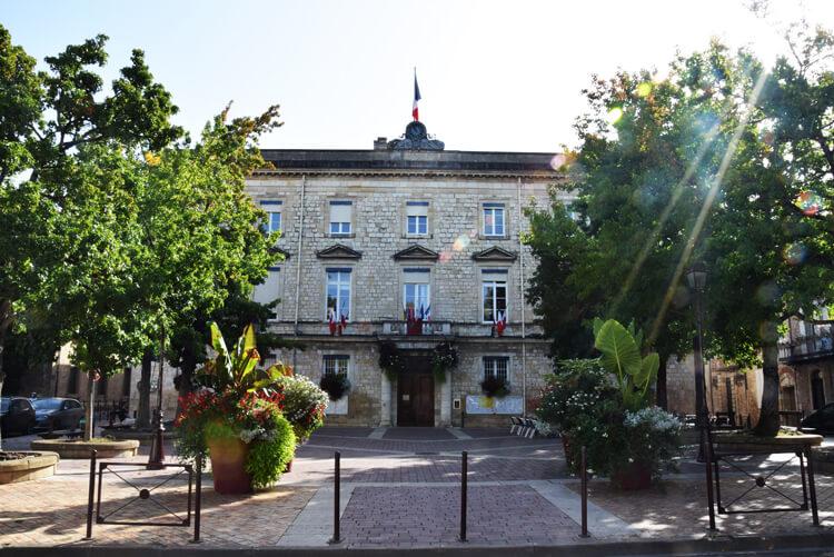 Mairie Agen