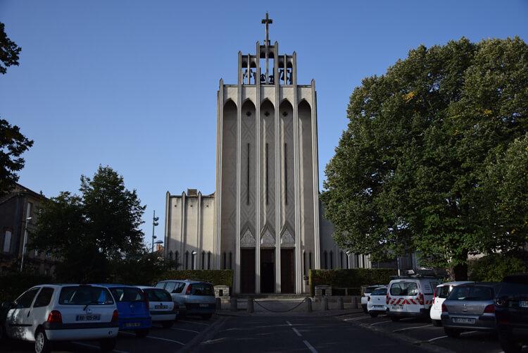 "Eglise Sacré cÅ""ur"