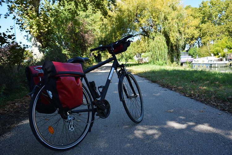 canal des deux mers à vélo bicyclette