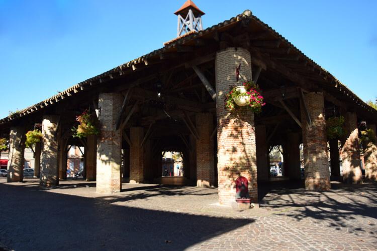 Halle grenade-sur-Garonne