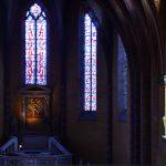 Vitraux abbaye Moissac