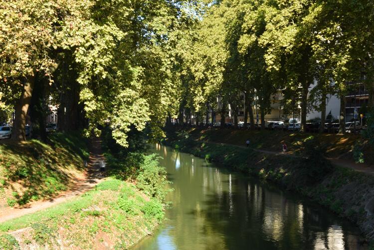 Canal des deux mers à vélo Toulouse