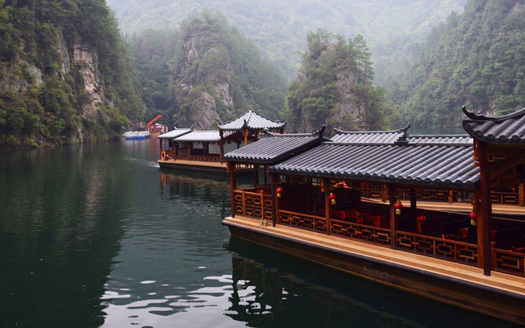 Visite et croisière sur le lac de Baofeng