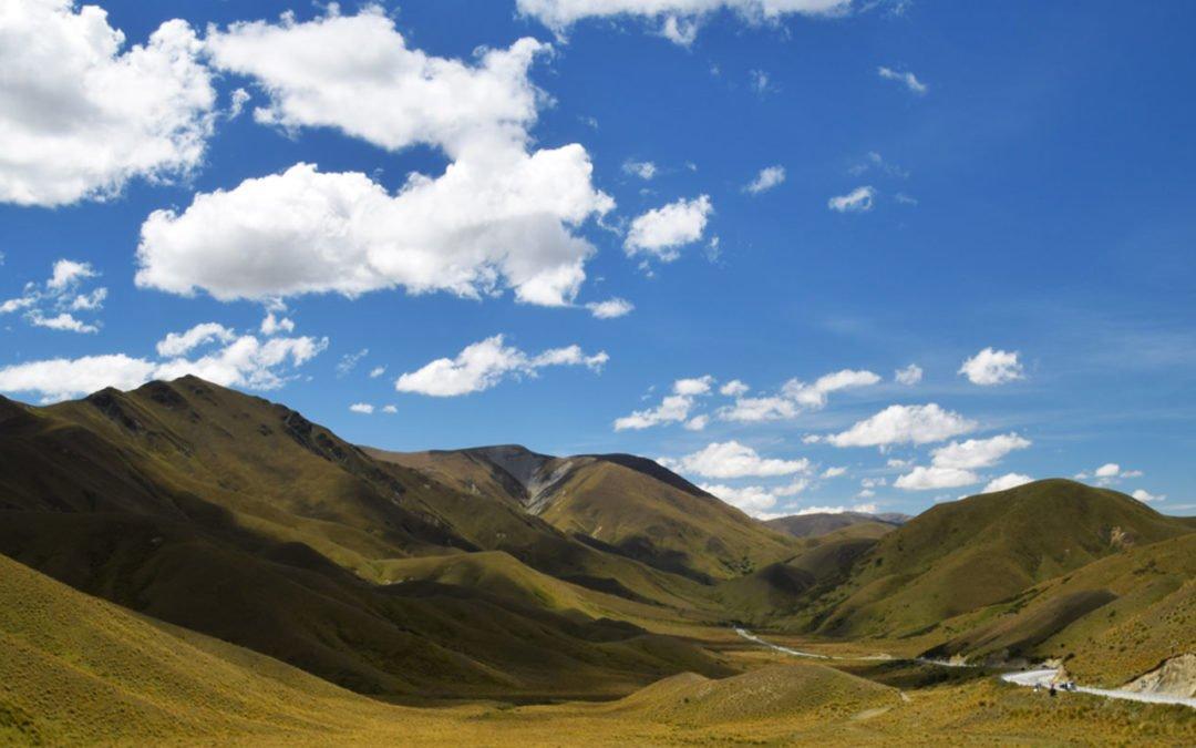 Road trip en Nouvelle Zélande: La route est belle!