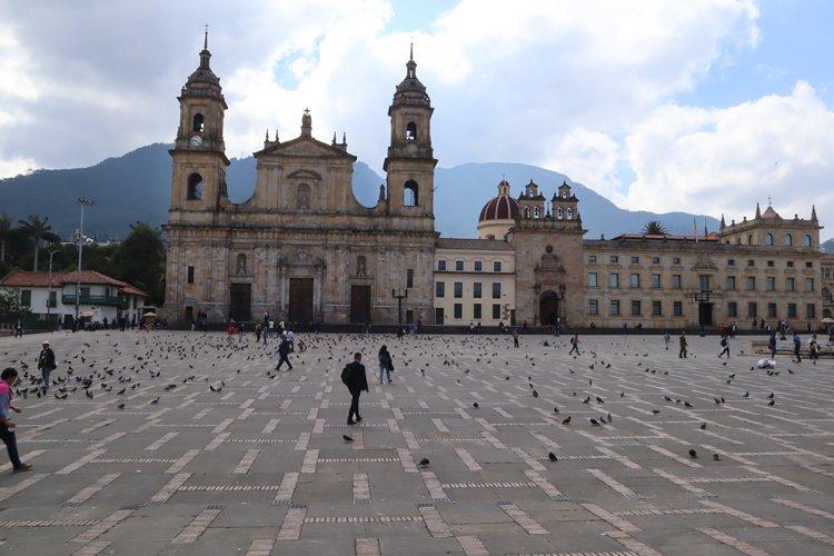 Bogotá bolivar