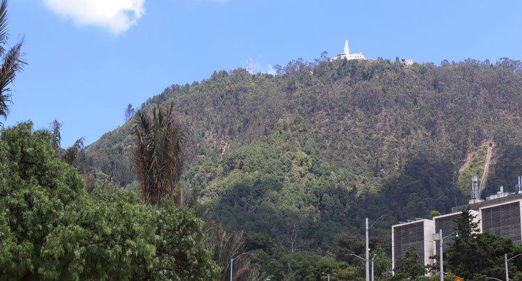 Bogotá Monserrate