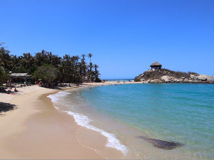 Plage de Cabo San Juan