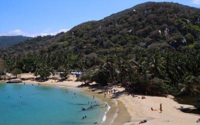 Le parc national Tayrona et ses plages de rêve