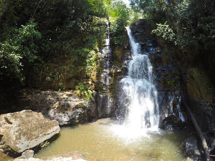 San Gil canyoning