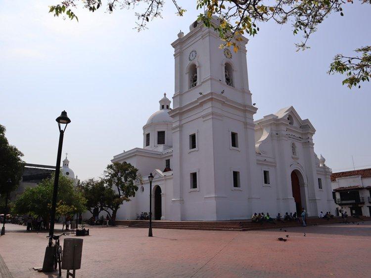 Eglise de Santa Marta