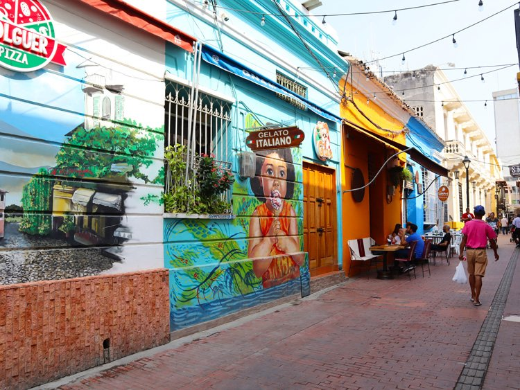 Rue de Santa Marta