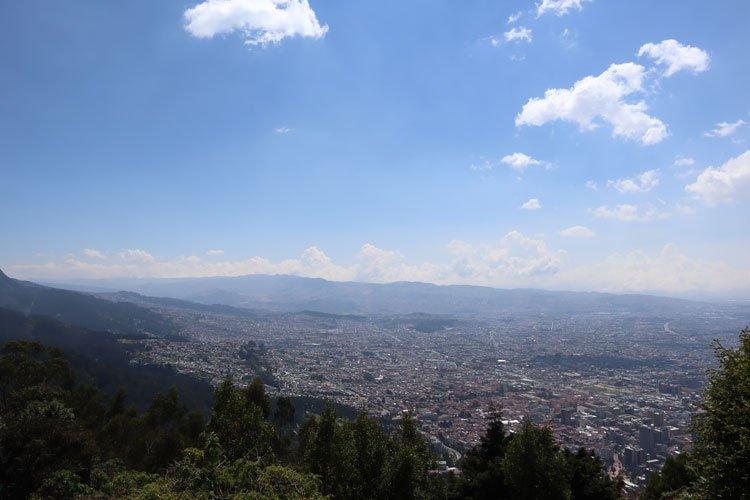 Vue Bogotá