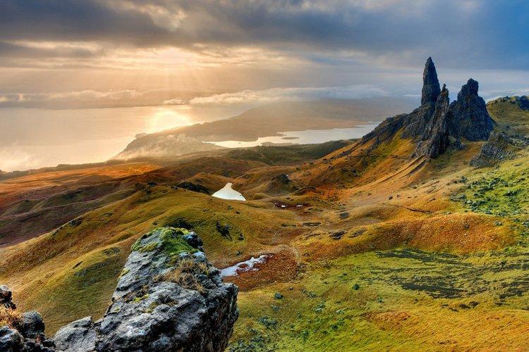 Plus beaux paysages d'Europe Skye