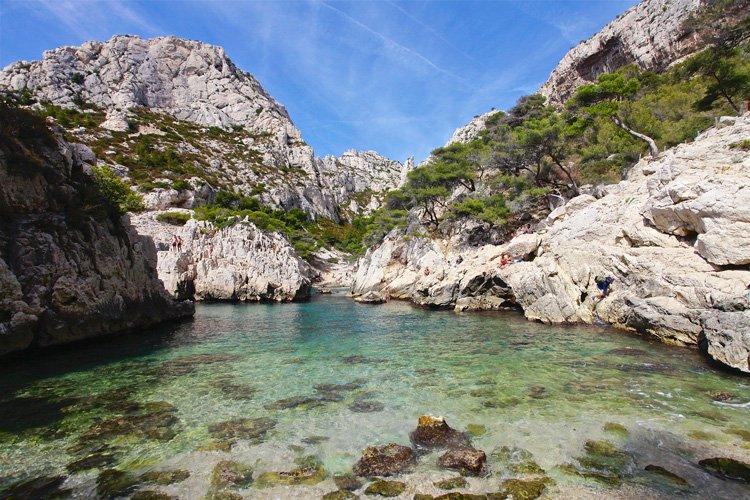 Calanque de Marseille les plus beaux endroits de France