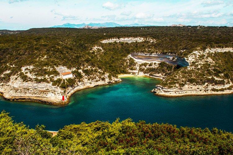 Corse les plus beaux endroits de France