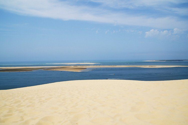 Dune du Pilat les plus beaux endroit de France