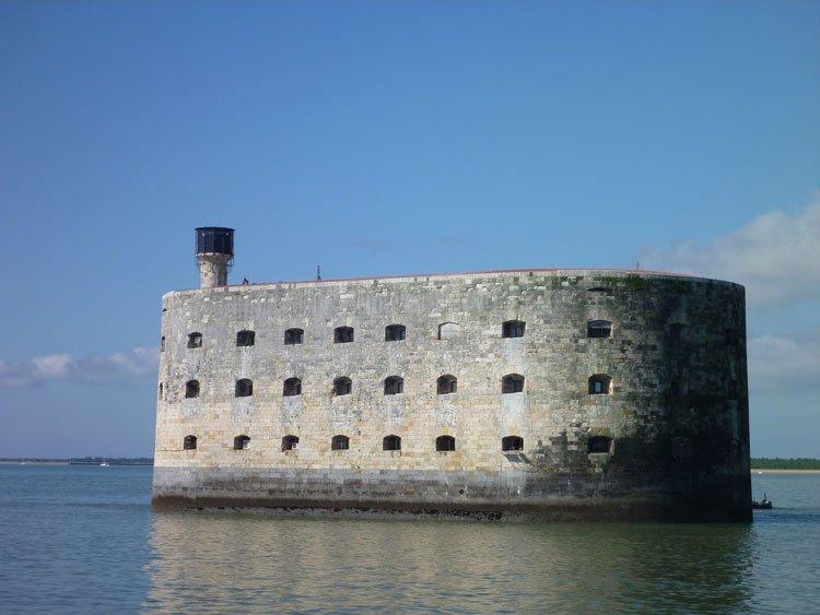 Fort-Boyard Nouvelle Aquitaine