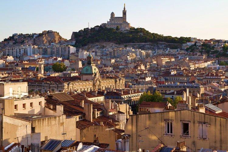 Marseille Provence-Alpes-Côte d'Azur