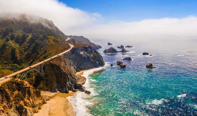 Pacific coast hitghway