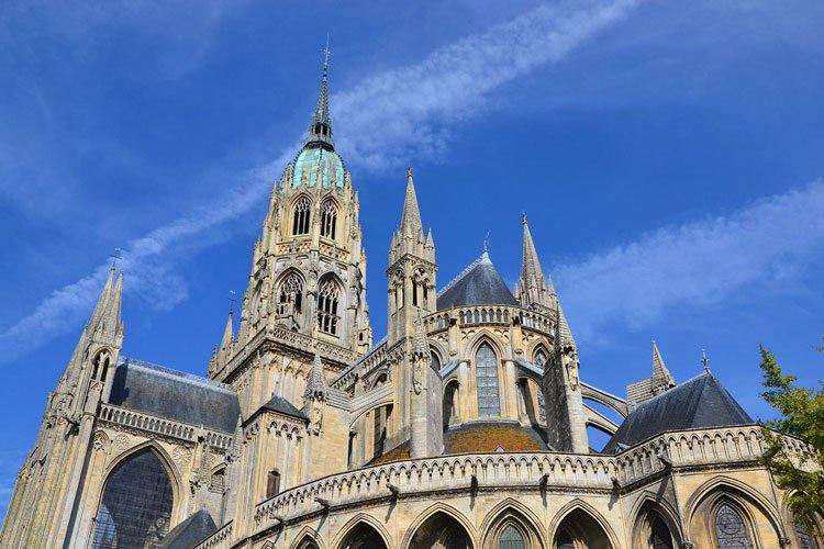 Bayeux quoi voir en Normandie