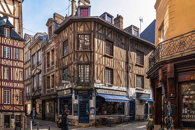 Rouen quoi voir en Normandie