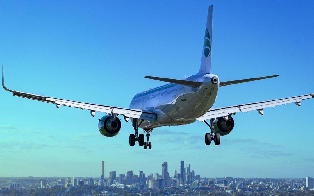 Des avions remplis de passagers ne vont nulle part