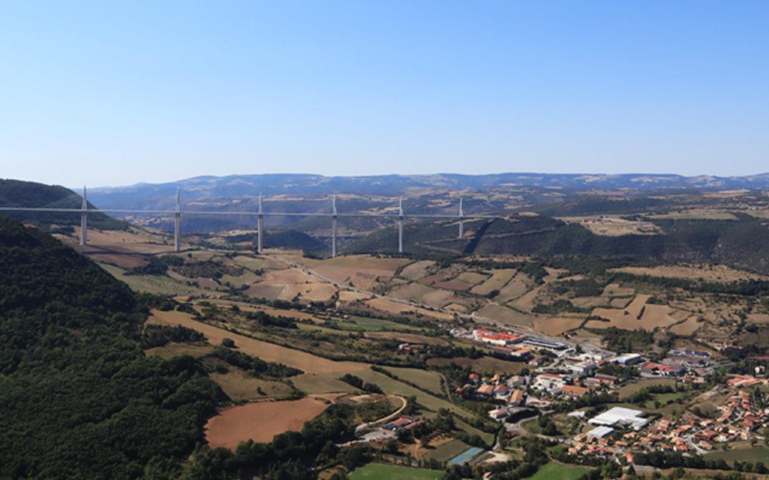 Millau : Une destination nature de l'Aveyron près de Toulouse
