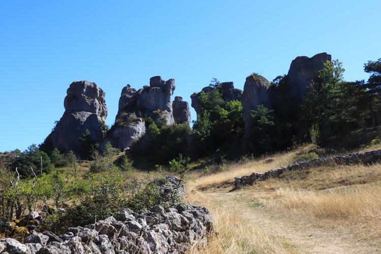 Ruiniforme Roquesaltes