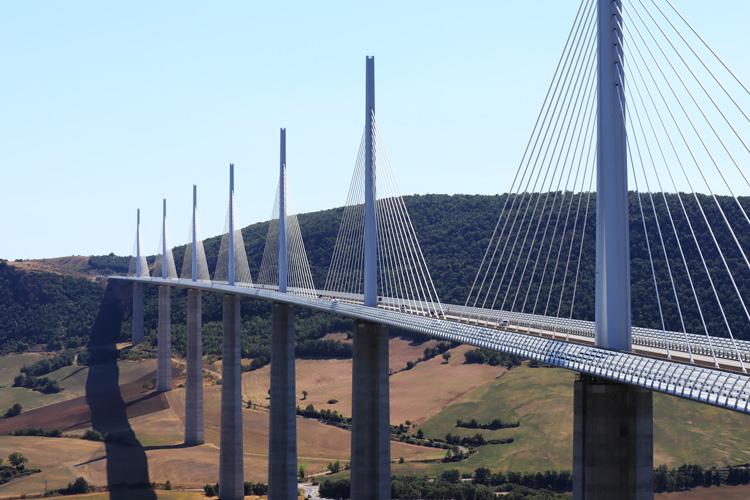 Viaduc de Millau-haut