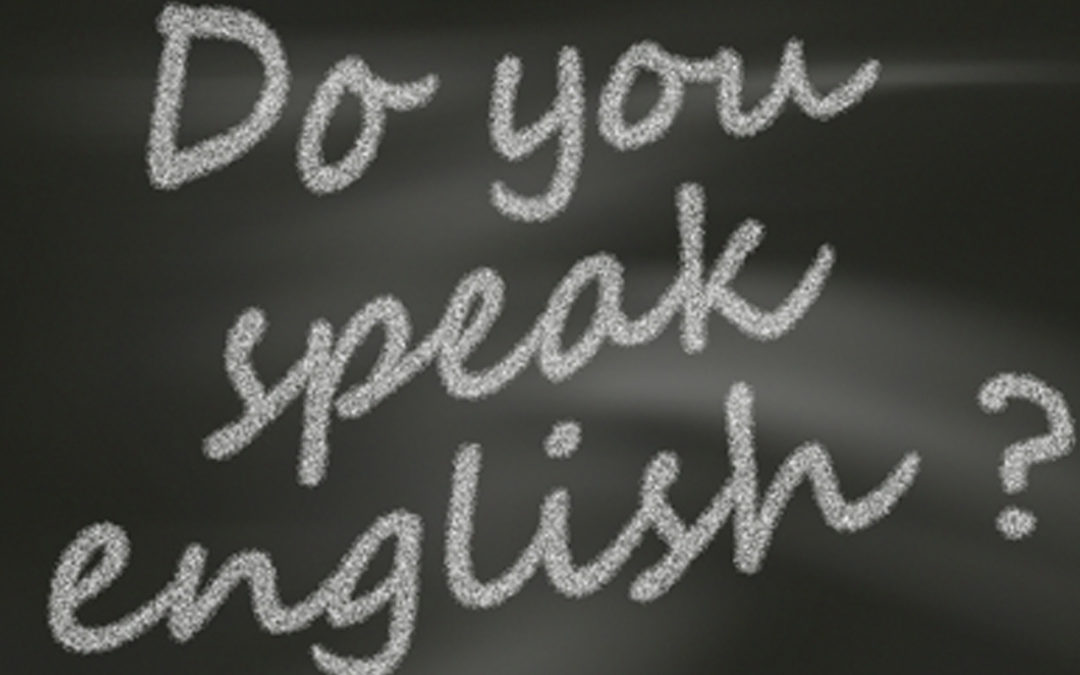 Voyager sans parler Anglais