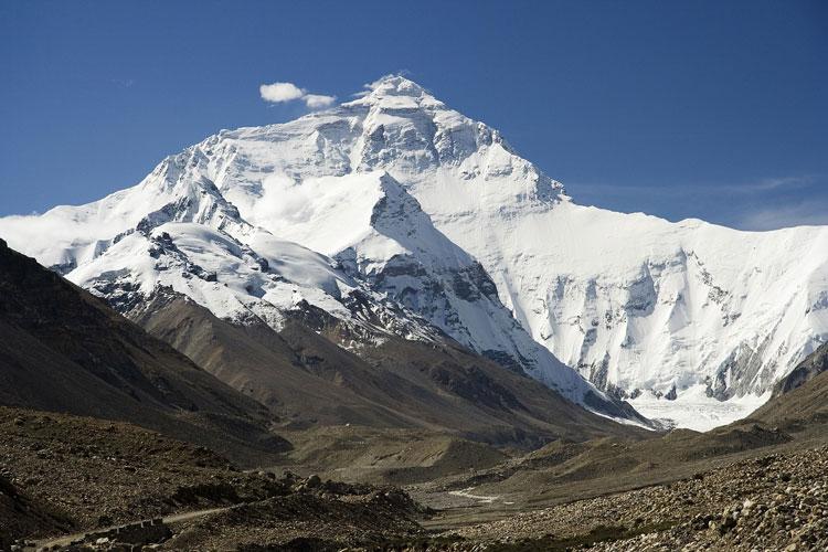 Les plus beaux treks du monde camp de base de l'Everest