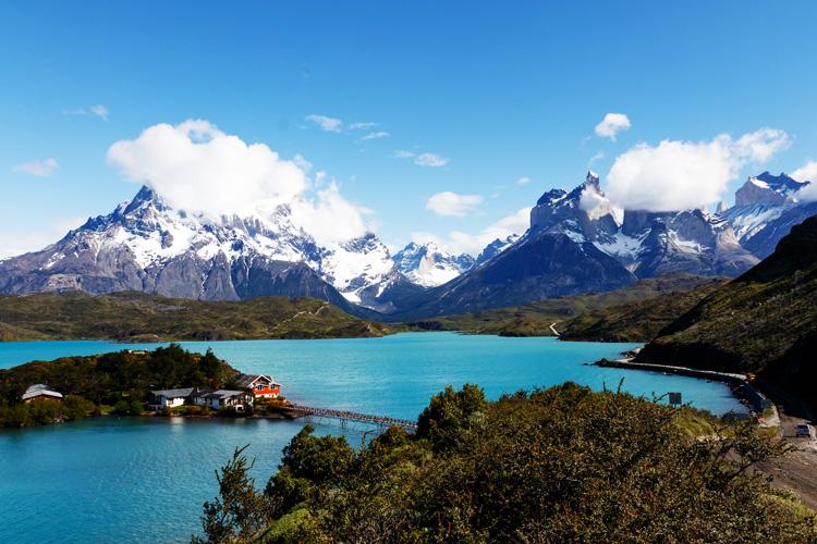 Les plus beaux treks du monde Torres del paine