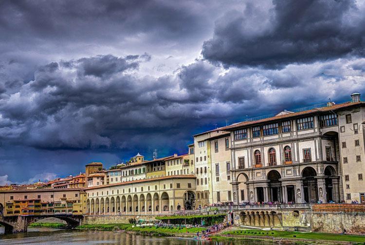 Florence les plus belles villes européennes