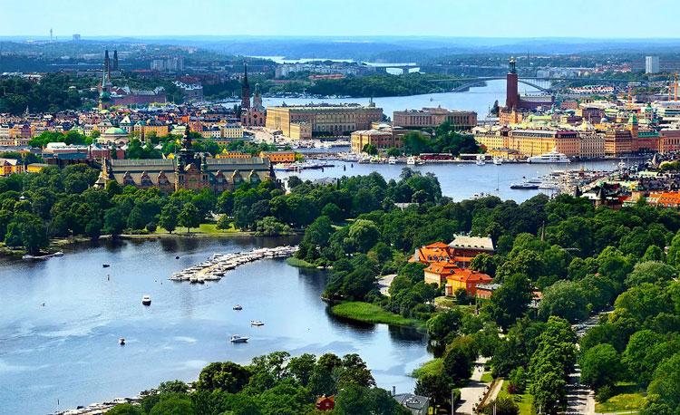Stockholm les plus belles villes d'Europe
