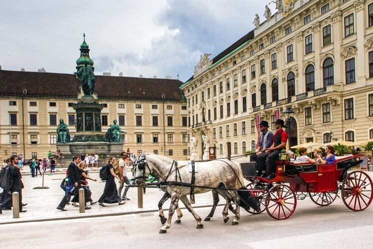 Vienne les plus belles villes Européennes