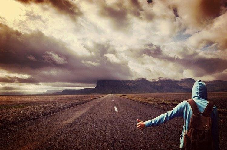 tester l'auto-stop tour du monde
