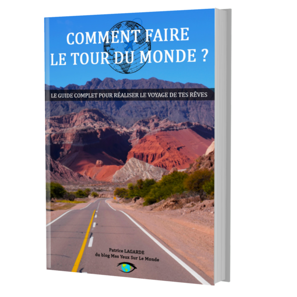 mok-up ebook comment faire le tour du monde