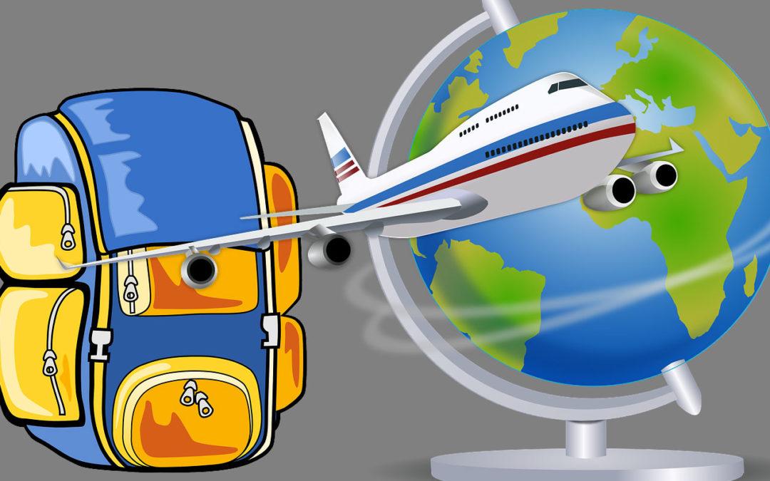 Quoi mettre dans son sac à dos pour faire un tour du monde