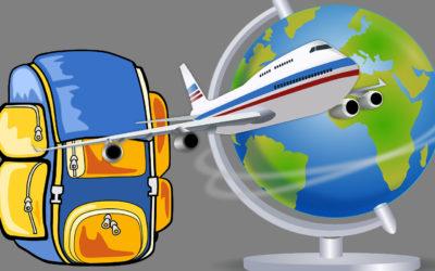 Quoi mettre dans son sac à dos pour faire un tour du monde ?