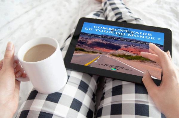 livre numérique tour du monde