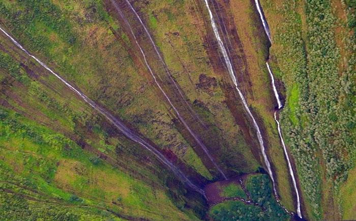 Les plus belles chutes d'eau du monde Waihilau