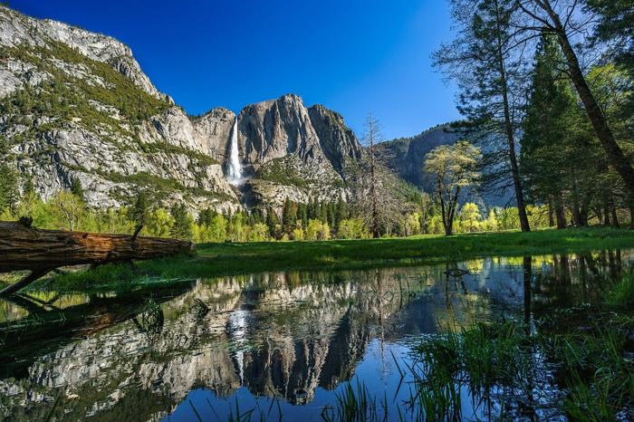 Les plus belles cascade du monde Yosemite