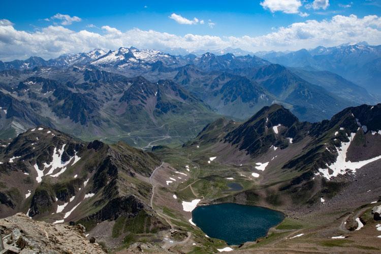 randonnée pic du Midi de bigorre sentier des muletiers