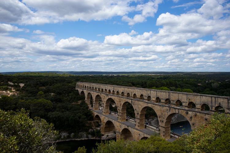 visiter pont du Gard